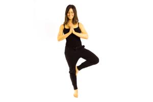 yoga el arbol