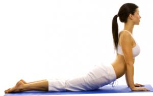 yoga de la cobra