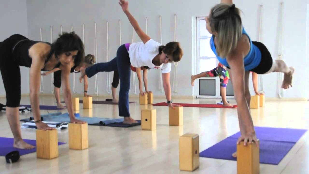 como perder peso con yoga