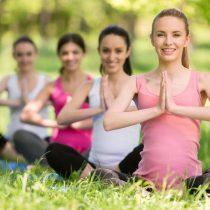 consejos primera etapa yoga embarazadas