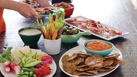 comida para dieta yoguica