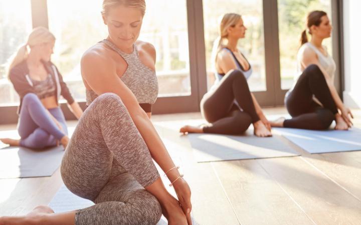 mejores ventajas del yoga fitness