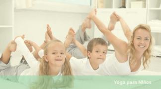 el yoga para niños beneficios