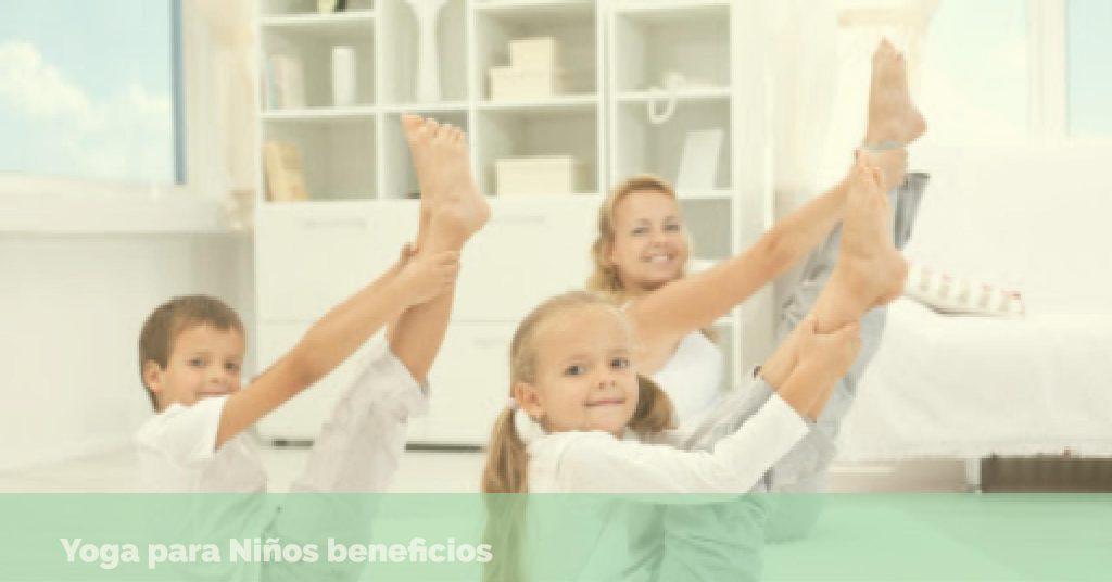 yoga para niños pdf