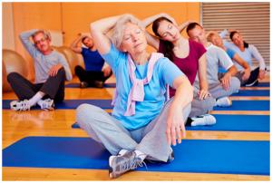 beneficios físicos del Yoga