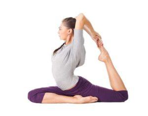 Cuales son las posturas de yoga mas difíciles