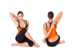 Mejores Posturas de yoga para agrandar los senos