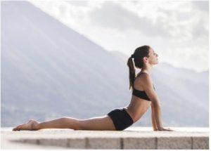 Beneficios del yoga para agrandar los senos