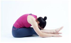 Posturas de Yoga para combatir el asma