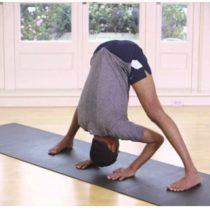 posturas de yoga para combatir el insomnio