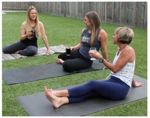 De qué consta el Beer Yoga