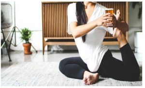 Beneficios del Beer Yoga
