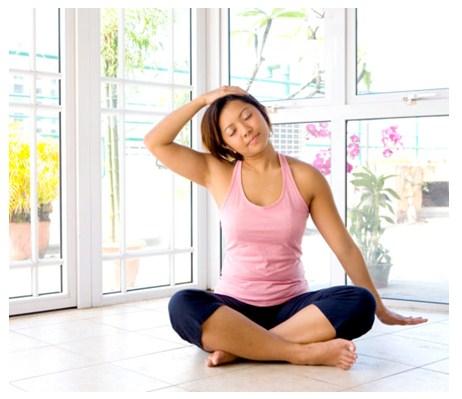 Yoga y dolor de cabeza