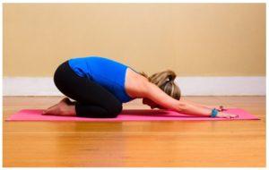 Yoga contra el dolor de cabeza