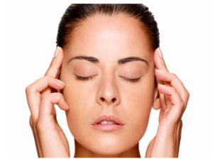 beneficios del yoga facial