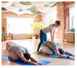Beneficios de los tipos de yoga