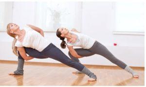 Posiciones del Flow Yoga